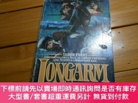 二手書博民逛書店LONGARM罕見AND THE RAILROAD TO HELL(長臂猿和通往地獄的鐵路)Y19865 TA