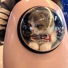 貓包太空寵物艙包背包外出便攜狗狗裝貓籠子雙肩貓袋用品貓咪書包快速出貨