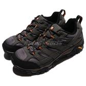 Merrell 戶外鞋 Moab 2 GTX 灰 紫 Gore-Tex 防水 透氣 越野 休閒鞋 運動鞋 女鞋【PUMP306】 ML06038