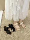 羅馬拖鞋網紅涼拖鞋女外穿時尚夏季夾趾仙女風平底女羅馬鞋ins潮 芊墨左岸