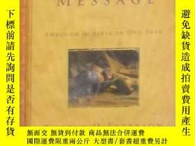 二手書博民逛書店英文原版罕見The Daily Message by Eugen