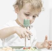 兒童餐具兒童筷子訓練筷 寶寶一段學習筷健康環保練習筷多色小屋