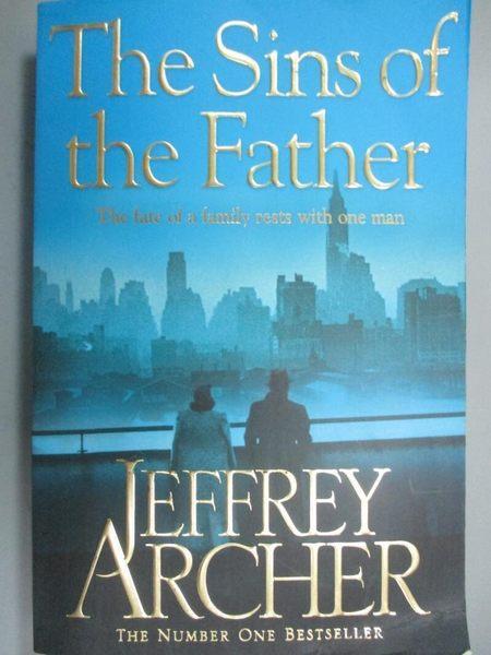 【書寶二手書T5/原文小說_NEW】The Sins of the Father_Jeffrey Archer