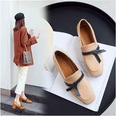 丁果、大尺碼女鞋34-46►2019春甜美風造型方頭中跟鞋子*4色