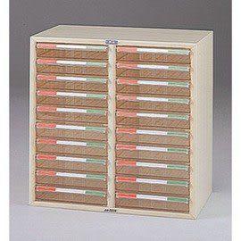 潔保  A4公文櫃系列-A4-7210 雙排文件櫃