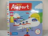 【書寶二手書T1/少年童書_EFI】Busy Airport_Rebecca FINN