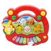 早教玩具-音樂琴寶寶早教兒童玩具電子琴嬰幼兒女孩益智音樂琴-奇幻樂園