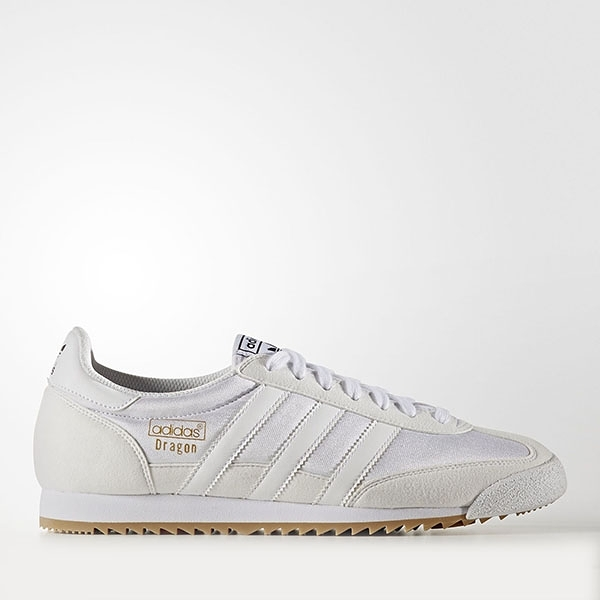 Adidas Original Dragon OG [BB1268] 男鞋 運動 休閒 白 愛迪達