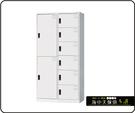 {{ 海中天休閒傢俱廣場 }} F-99 摩登時尚 HDF 多功能置物櫃系列 HDF-2526 A八人用置物櫃