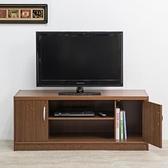 電視櫃 電視桌 收納 【收納屋】柏拉圖雙門二格電視櫃&DIY組合傢俱