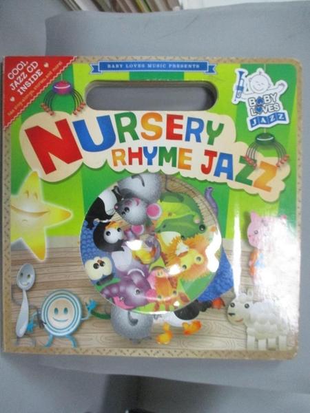 【書寶二手書T1/電玩攻略_PFQ】Nursery Rhyme Jazz_Hurwitz