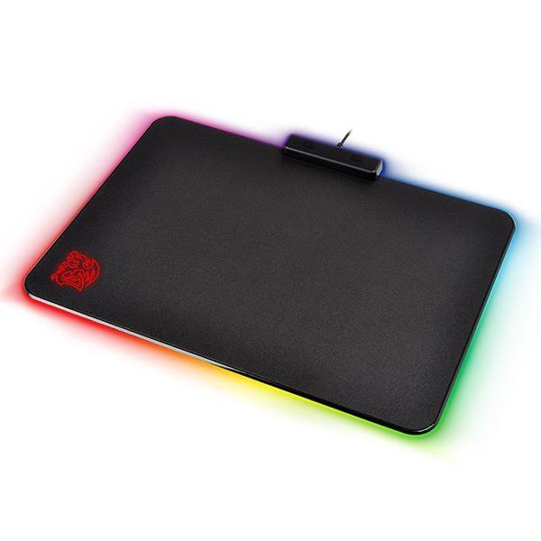 [哈GAME族] 可刷卡 曜越 Tt eSPORTS DRACONEM RGB 聖龍鱗 全彩 滑鼠墊 全彩光亮