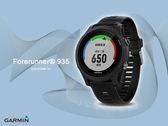 【時間道】GARMIN -現貨-贈鋼化防爆膜 Forerunner935 GPS全方位鐵人運動錶-黑 免運費