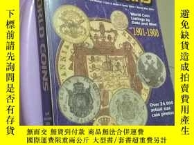 二手書博民逛書店Standard罕見Catalog of World Coins 1801-1900(京)Y179933 見圖