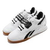 Reebok 訓練鞋 Legacy Lifter II 黑 白 男鞋 舉重鞋 運動鞋 CrossFIT 健身專用 【ACS】 FU9458