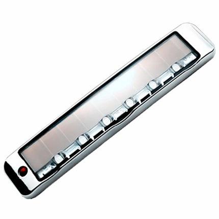【12H出貨 免運】汽車車用靜電消除器太陽能七彩裝飾燈門邊貼爆閃警示燈車門防撞條 妮妮