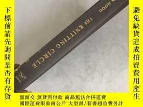 二手書博民逛書店THE罕見KNITTING CIRCLEY13534