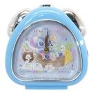 【震撼精品百貨】星際寶貝史迪奇_Stitch~日本迪士尼 史蒂奇三角飯糰造型鬧鐘-和煦日光#14132