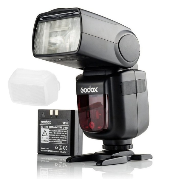 加贈柔光罩~GODOX 神牛 V860 II 鋰電池閃光燈 內建2.4G GN60 【開年公司貨】V860II-C-N-S-F-O