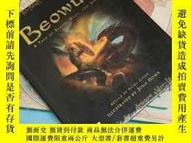 二手書博民逛書店Beowulf:罕見A Tale of Blood, Heat,