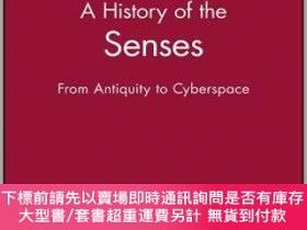 二手書博民逛書店預訂A罕見History Of The Senses - From Antiquity To Cyberspace