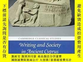 二手書博民逛書店Writing罕見And Society In Ancient CyprusY256260 Philippa
