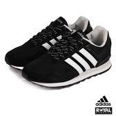 Adidas 新竹皇家 10K W 黑色 麂皮 網布 休閒鞋 女款 NO.I7820