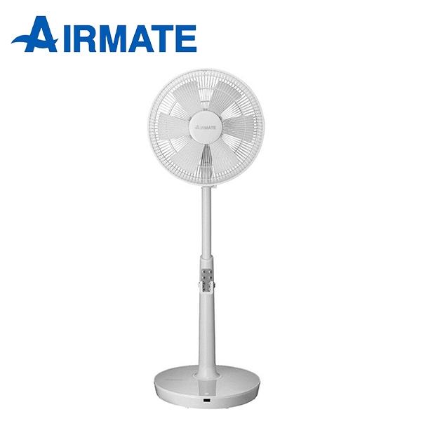 AIRMATE 艾美特 12吋六片扇葉DC直流馬達立扇(附遙控器) FS30002R **免運費**
