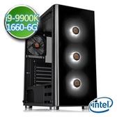 技嘉Z390平台【破淨靈槍II】i9八核 GTX1660-6G獨顯 SSD 480G效能電腦