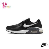 NIKE男鞋 AIR MAX EXCEE 氣墊鞋 氣墊運動鞋 運動鞋 休閒鞋 跑步鞋 P7209#黑色◆OSOME奧森鞋業