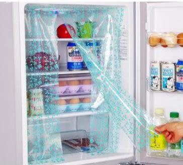 預購-粘貼可裁剪冰箱省電貼紙 2片裝