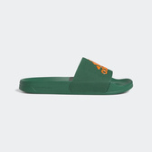 Adidas Adilette Shoewr [EE7040] 男女 運動 涼鞋 拖鞋 休閒 舒適 輕量 愛迪達 綠橘
