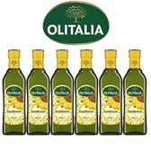 Olitalia奧利塔超值葵花油禮盒組(500mlx6瓶)