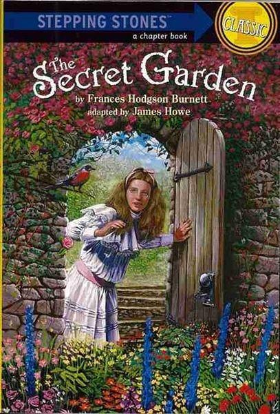 Bullseye Step into Classics: The Secret Garden