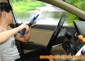 汽車方向盤鎖 汽車防盜鎖 勾型鎖 密碼方向盤鎖無鑰匙密碼鎖 WD科炫數位旗艦店