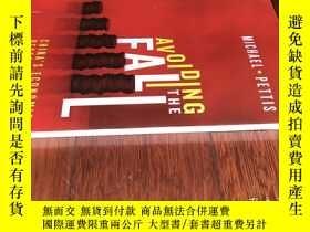 二手書博民逛書店Avoiding罕見the Fall: China's Econ