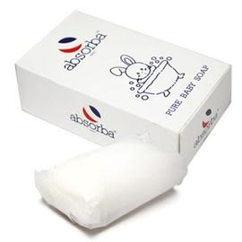 奇哥 absorba嬰兒香皂(70g) (白)【德芳保健藥妝】