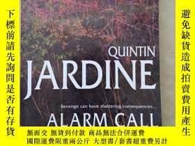 二手書博民逛書店ALARM罕見CALL報警 Y387491 出版2004