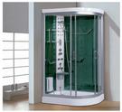【麗室衛浴】淋浴蒸氣房 S-107  1200*800*2150mm