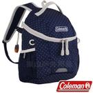 Coleman CM-32951_海軍點點藍 PETIT III兒童背包5L 休閒包/校園背包/書包/上課小背包/遠足後背包