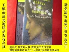 二手書博民逛書店The罕見Alphabet Versus the Goddess