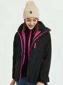 特賣衝鋒衣沖鋒衣女潮牌韓國三合一可拆卸戶外登山服男加絨加厚防水秋冬外套