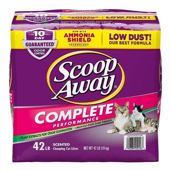 Scoop Away 超凝結貓砂 19公斤