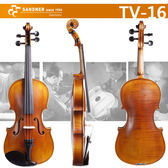 【非凡樂器】SANDNER TV-16 法蘭山德學生級小提琴套組(贈多項附件) 公司貨保固