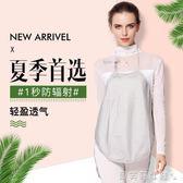 防輻射服孕婦防輻射服孕婦裝肚兜內穿電腦銀纖維上班可穿 【新品優惠】