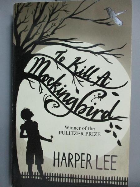 【書寶二手書T5/原文小說_LER】To Kill a Mockingbird_Harper Lee