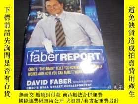 二手書博民逛書店THE罕見FABER REPORT 2002年 小16開硬精裝 原版英法德意等外文書 Y274511 davi