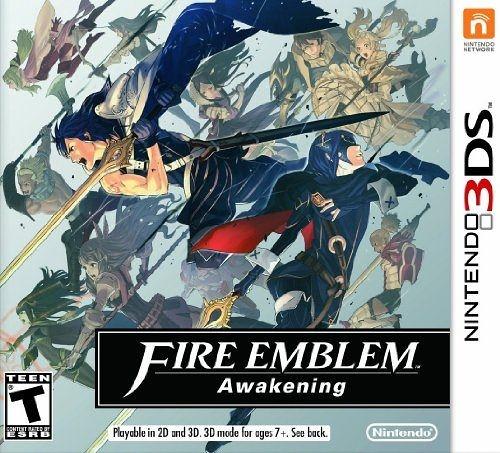 3DS Fire Emblem: Awakening 聖火降魔錄:覺醒(美版代購)