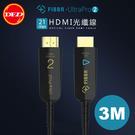 FIBBR Ultra Pro2 系列 HDMI 2.0 光纖纜線 3M 公司貨