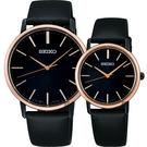 情人推薦 SEIKO精工 SRIPIT 城市對錶 7N01-0JR0D+7N01-0JM0D(SCXP078J+SCXP088J)